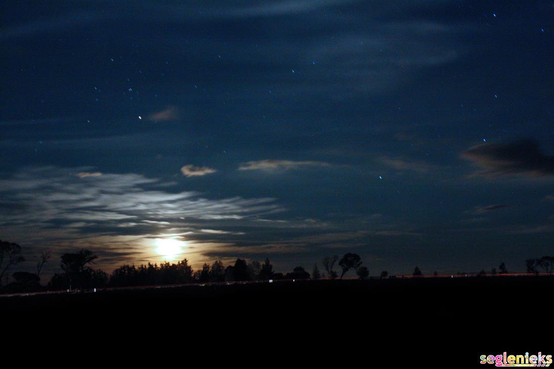 Armidale Night Photo #1 by seglenieks