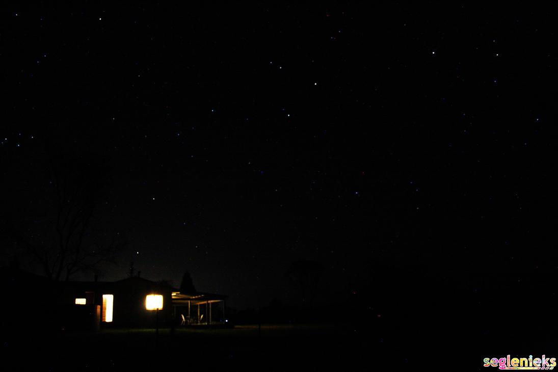 Armidale Night Photo #4 by seglenieks
