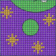 2011 Mosaic Piece B1 by Snowshi