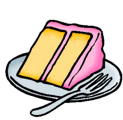 Cake Slice Cartoon Images : Gallery For > Slice Of Cake Cartoon
