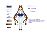 [DA] Sailor Quaoar: Reference