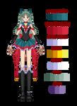[DA] Sailor Sedna Reference