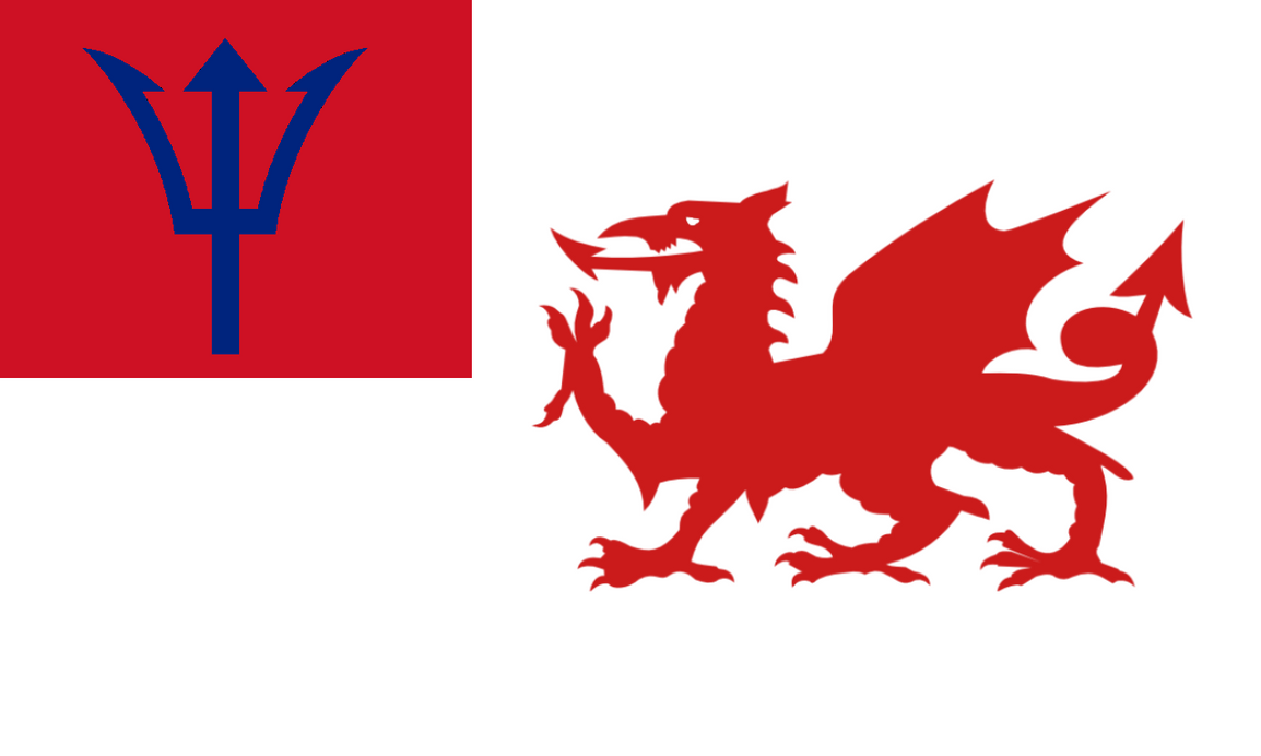 commonwealth of britain flag by the artist 64 on deviantart
