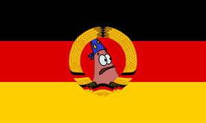 Flag of Weast Germany