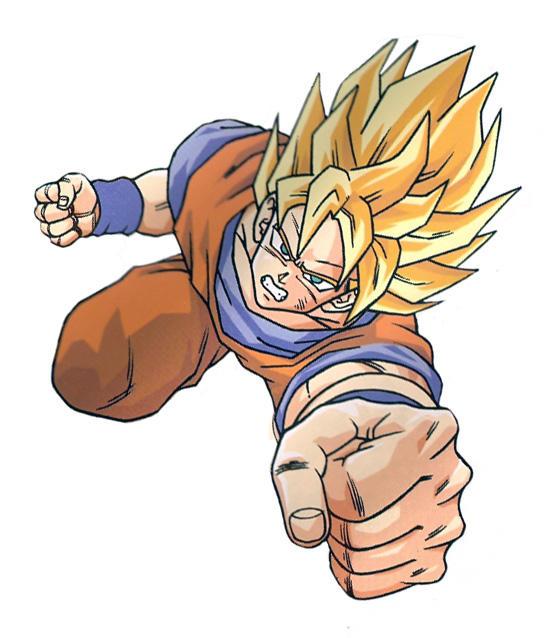 Dragon Ball - Super Sayan Goku