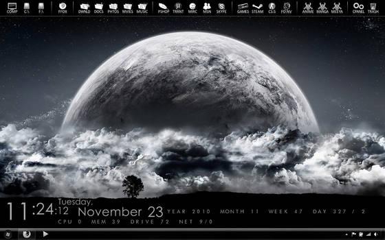 Desktop - Shining Moon