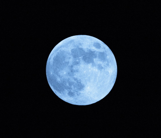 Blue Moon by harrietsfriend