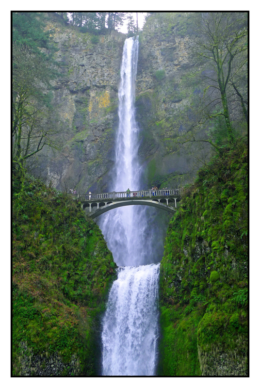 Multnomah Falls. L1010493 1, with story by harrietsfriend