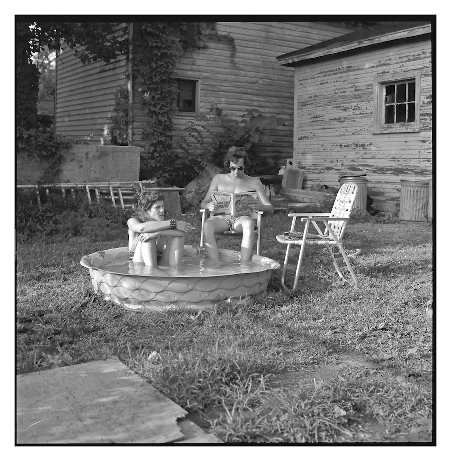 Backyard pool.img451, with story by harrietsfriend