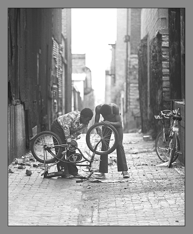 Bicycle repair, two.img057 by harrietsfriend