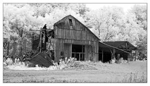 Barn. IRD200-1972, with story, a series