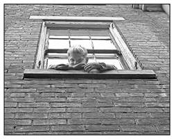 Boy In window. img677, with story