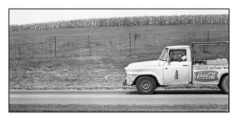 Delivery truck. img751, with story