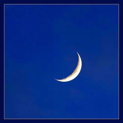 Evening Moon. L1002163, with story by harrietsfriend