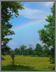 Rainbow. L1020884, with story