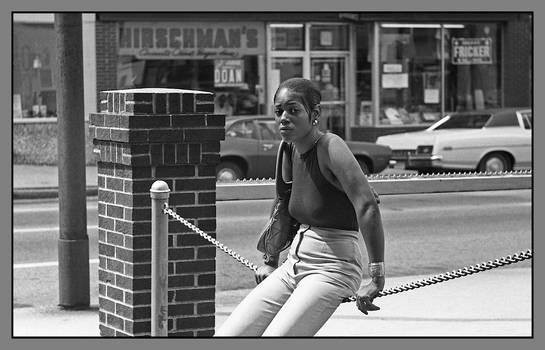 Street portrait. Img824, with story
