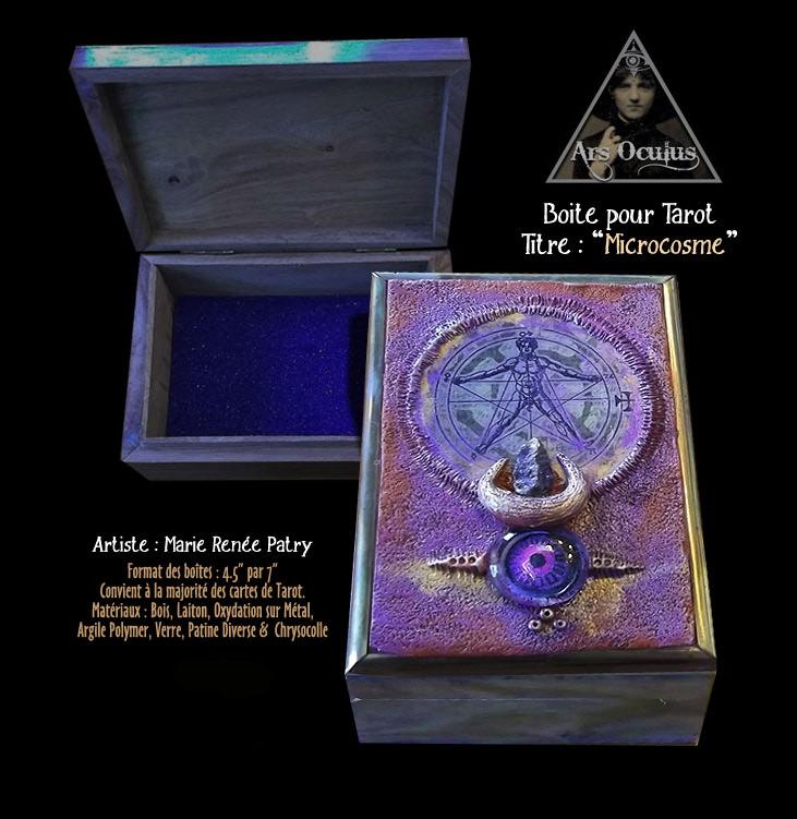 Tarot Box - Microcosm by ArsOculus