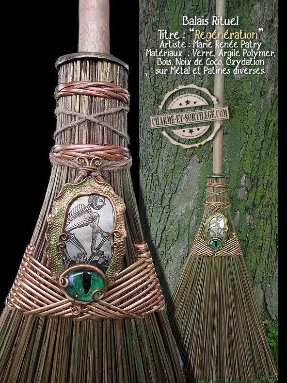 Ritual Broom - Regeneration by ArsOculus