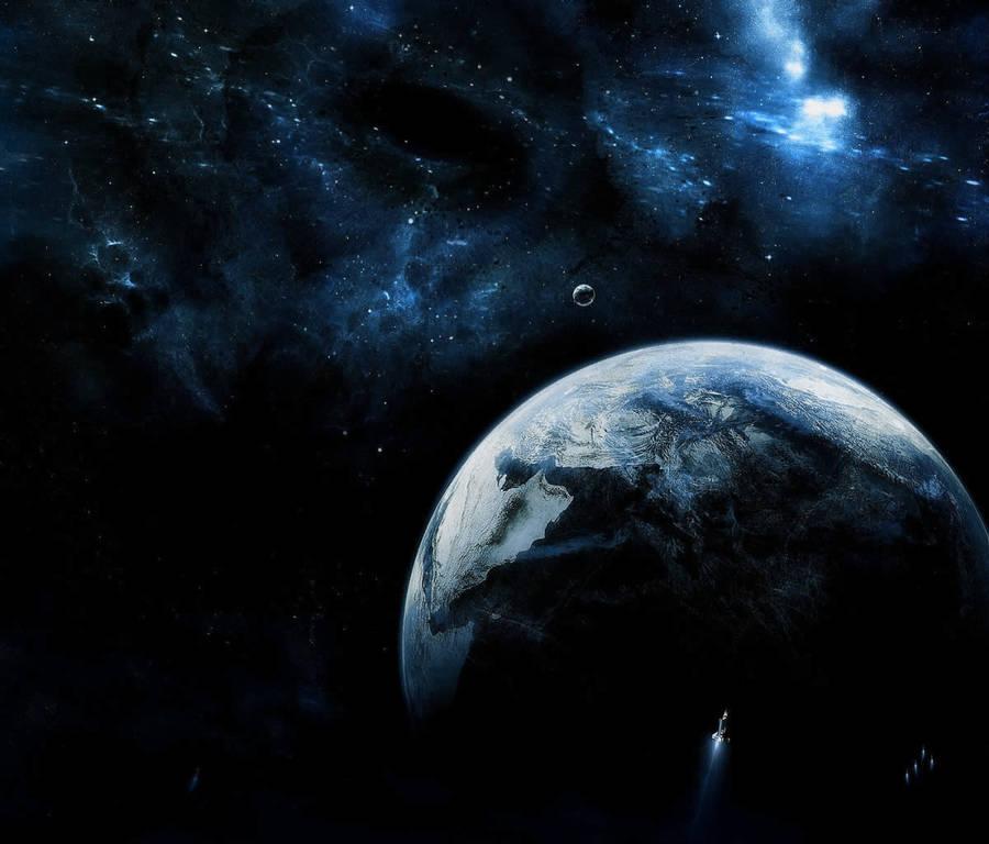 Space 1 by Kurokill