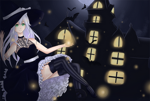 Happy Halloween by Shiina-Sempai