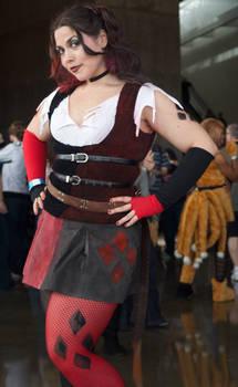 Dallas Sci-Fi Expo 2013 Harley Quinn 3