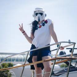 Too Cool Stormtrooper