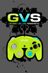 Grass Valley Smashers Logo by Yomon
