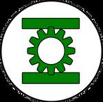 Steam Punk Green lantern logo