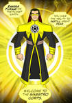 Welcome to the Sinestro Corps