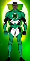 Green Lantern Masters