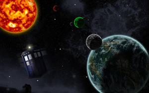 Travel through Time and Space by ZanderYurami