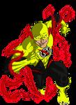 Sinestro Corps Reverse Flash