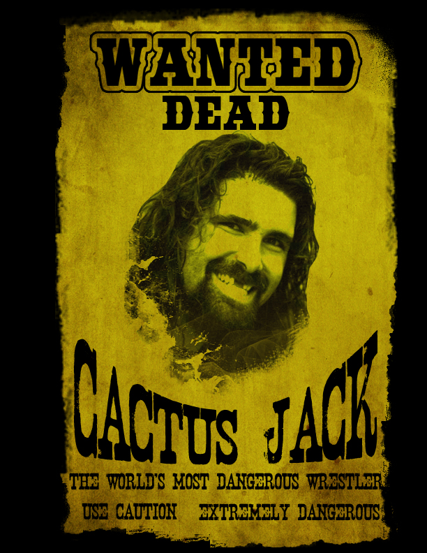 Cactus Jack shirt design