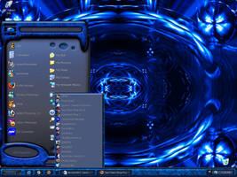 Blue Storm by ZanderYurami