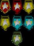 Fleet 31 'shields'