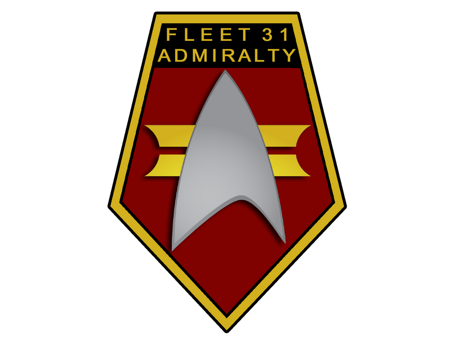 Fleet 31 Shield ADMIRALTY by ZanderYurami