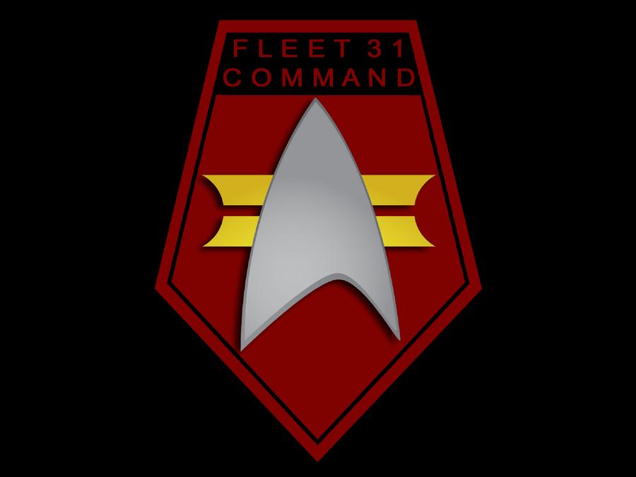 Fleet 31 Shield COMMAND by ZanderYurami
