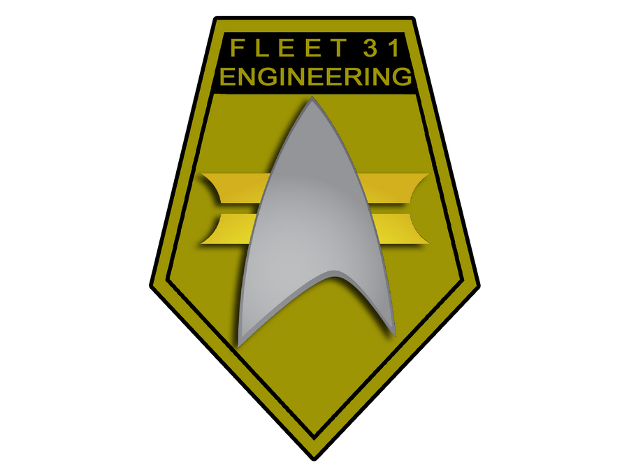 Fleet 31 Shield ENGINEERNG by ZanderYurami