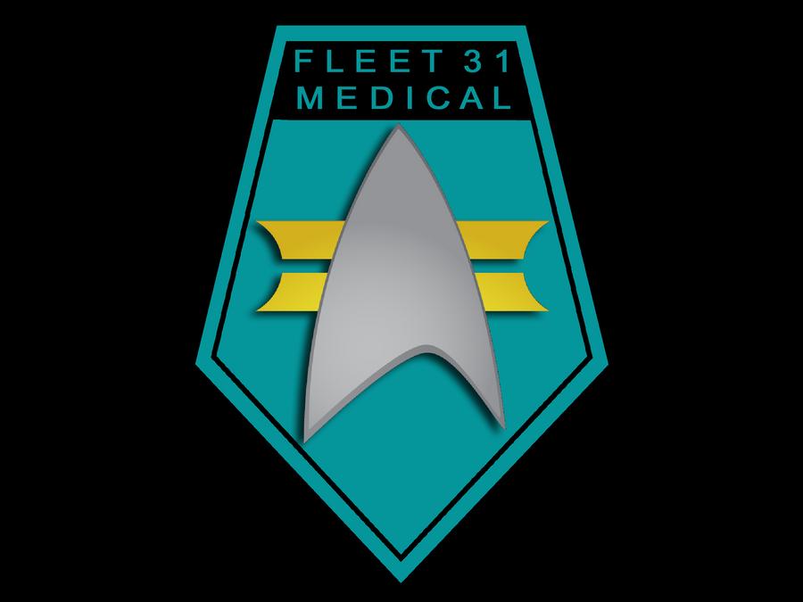 Fleet 31 Shield MEDICAL by ZanderYurami
