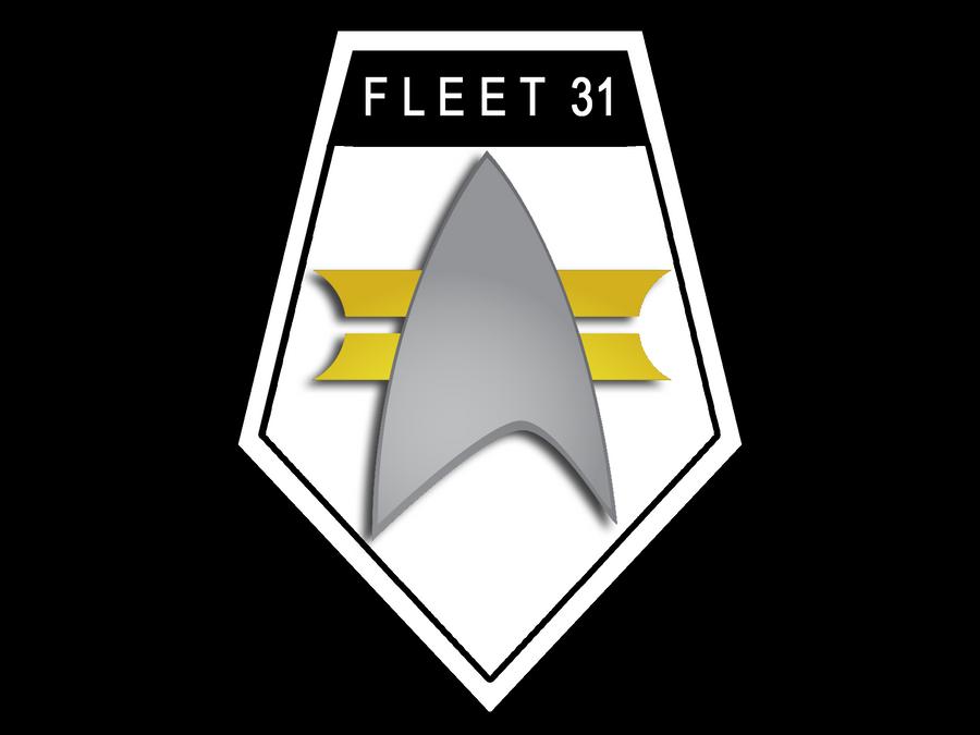 Fleet 31 Shield white design by ZanderYurami