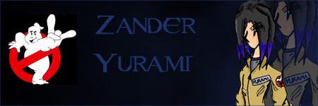 Ghostbusters Banner 2 by ZanderYurami