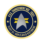 USS TRANSCENDENT seal