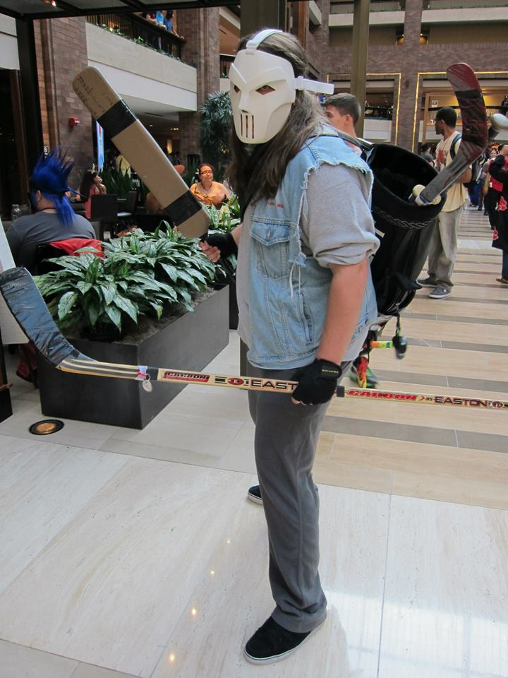 Casey Jones at A-Kon 24 by ZanderYurami