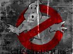 Ghostbusters Grunge by ZanderYurami