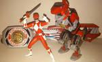 Rex Ranger, Geki!