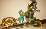 Dragon Ranger, Burai!