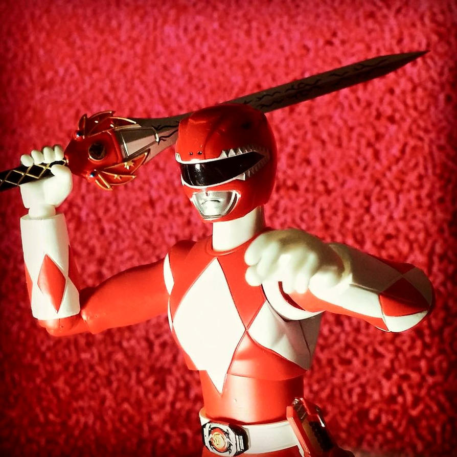 Red Zyuranger, Geki! by ZanderYurami