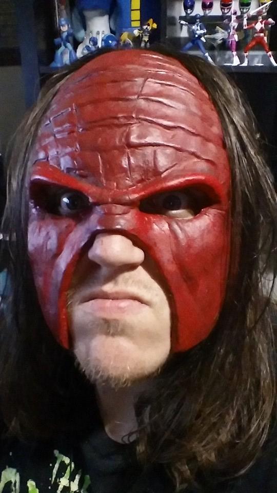 Kane cosplay WIP by ZanderYurami