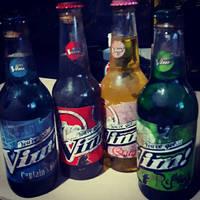 Drink Vim Cola by ZanderYurami