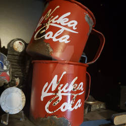 Nuka Cola mugs